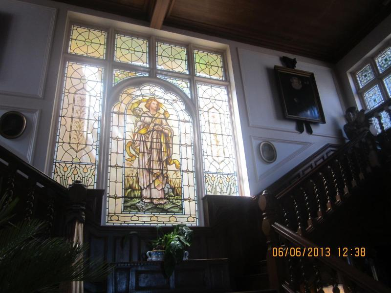 Main Hall Entrance Stained Glass