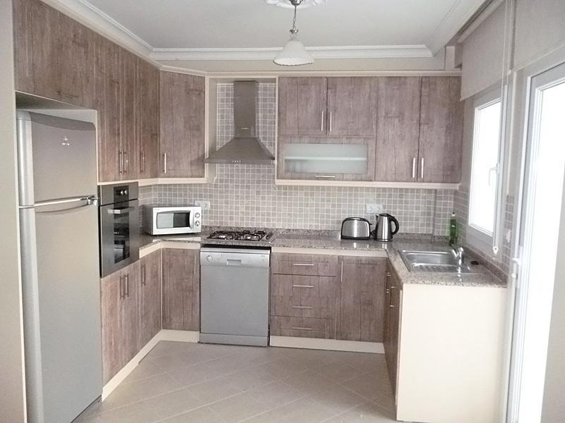 Nice and fully furnished kitchen