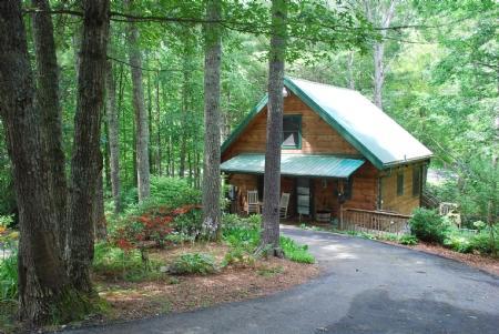 Peak Creek Cozy Cabin