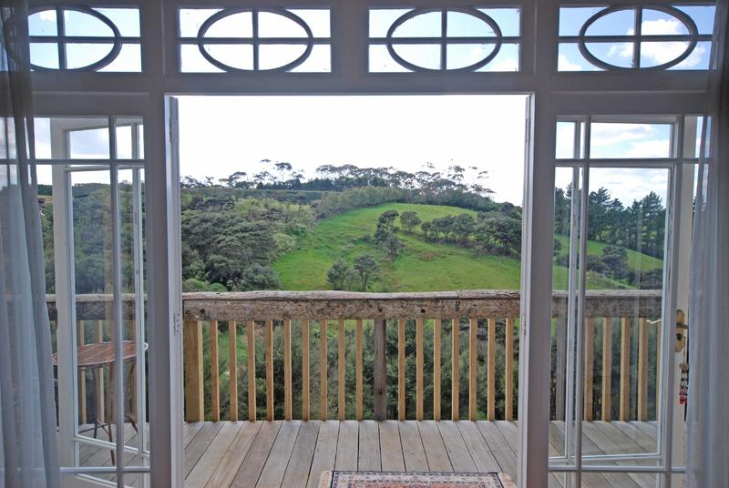 Rosebud's secluded spectacular views