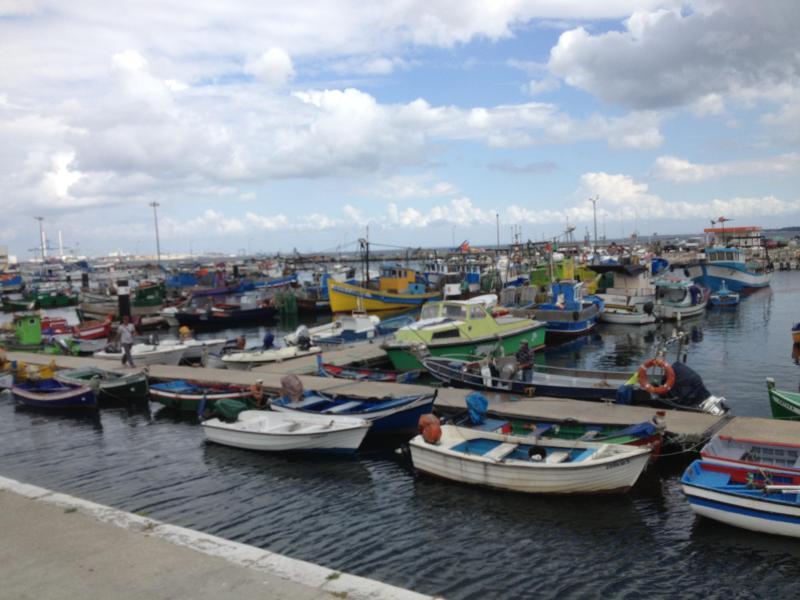 Port de Setubal