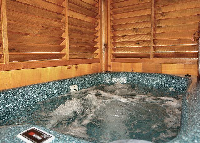 Woodhaven #1741- Hot Tub