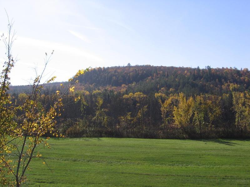 Domaine 4 Saisons - Paysage d'automne