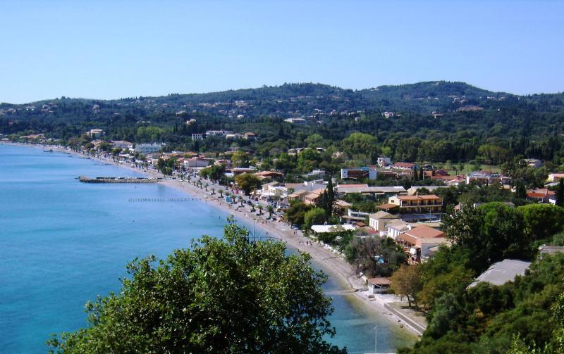 View  of  Pyrgi - Ipsos