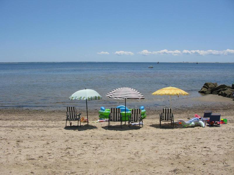 our peaceful beach