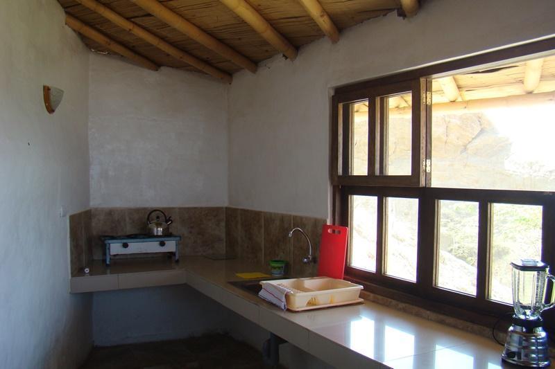 Mancora Peru - Kitchen