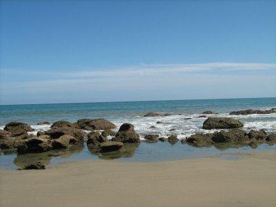 Las Pocitas Beach Mancora Peru