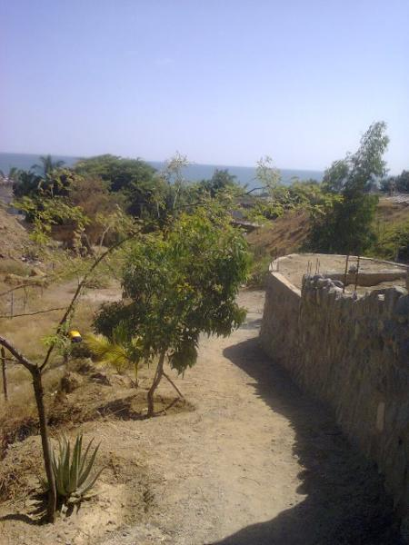 Mancora Beach Peru - Few Minutes Walking to Las Pocitas