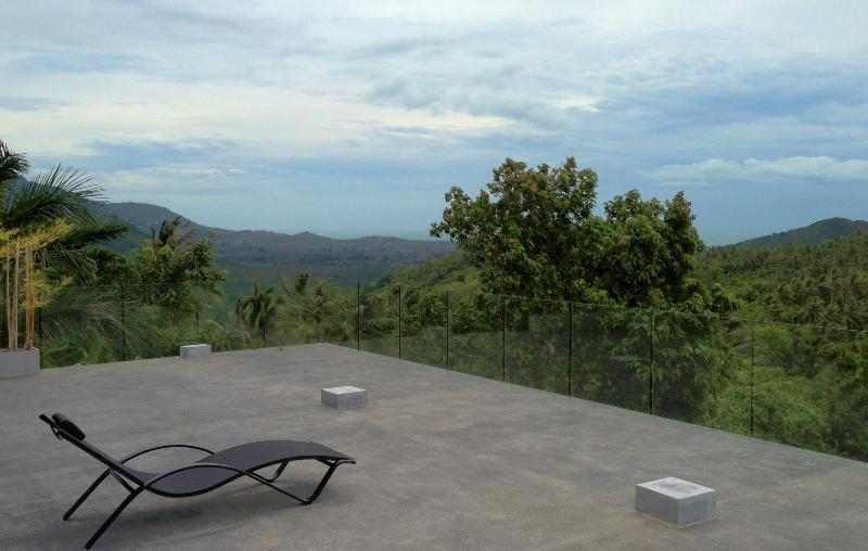 Terrace with fantastic view