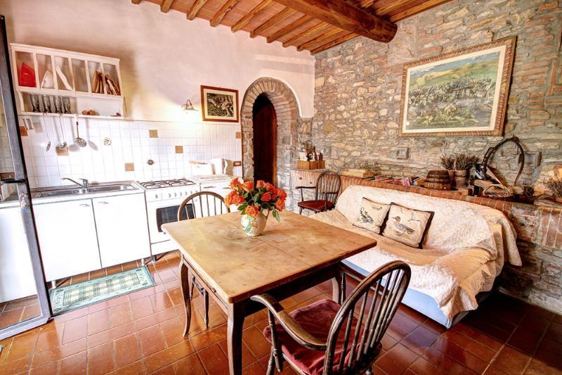 Apartment Joshua - Farmhouse Molinuzzo - Florence, holiday rental in Isole