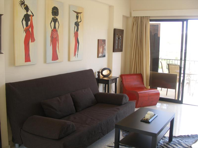 Chez Billy 1 Bedroom Sea view Flat for 4 pax, holiday rental in Empa