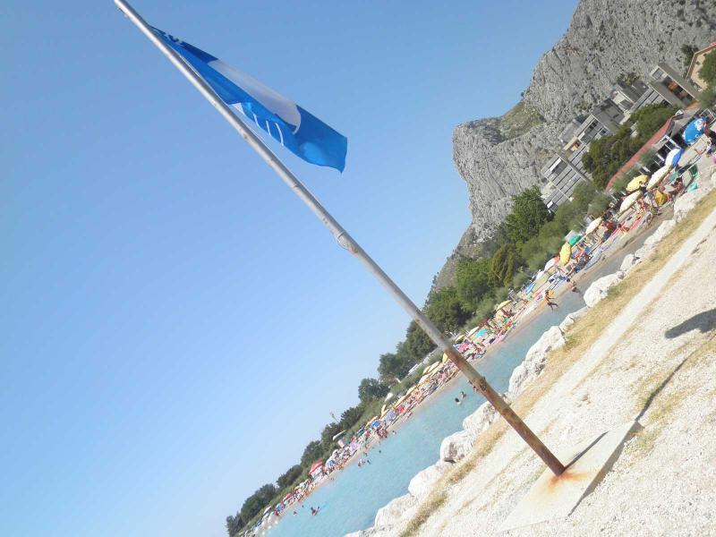 The Blue flag