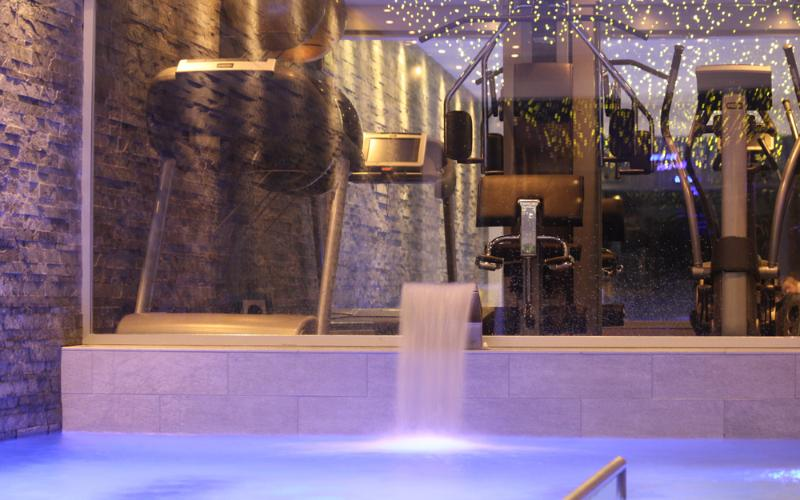 Chalet Spa Verbier - The Spa & Pool