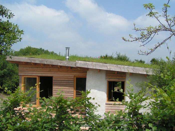 Le gîte en paille, vacation rental in Gouville-sur-Mer