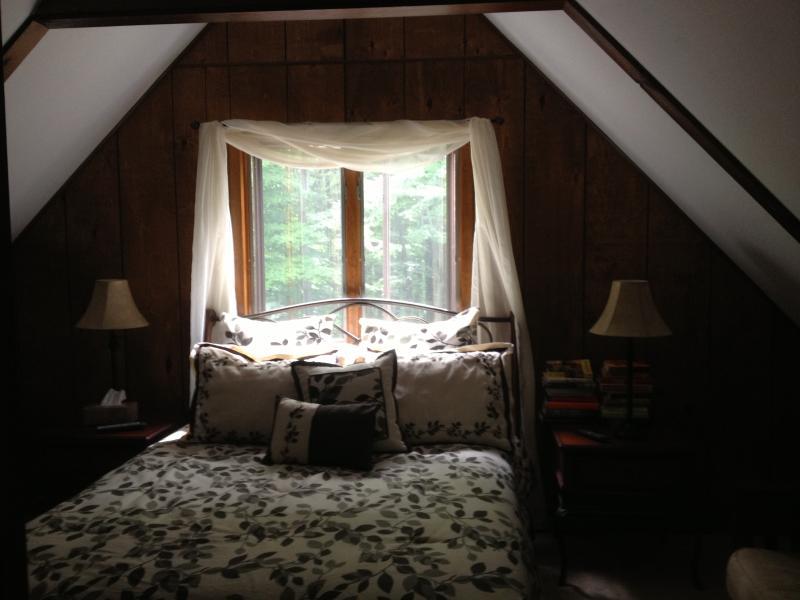 Master slaapkamer, eigen Loft boven