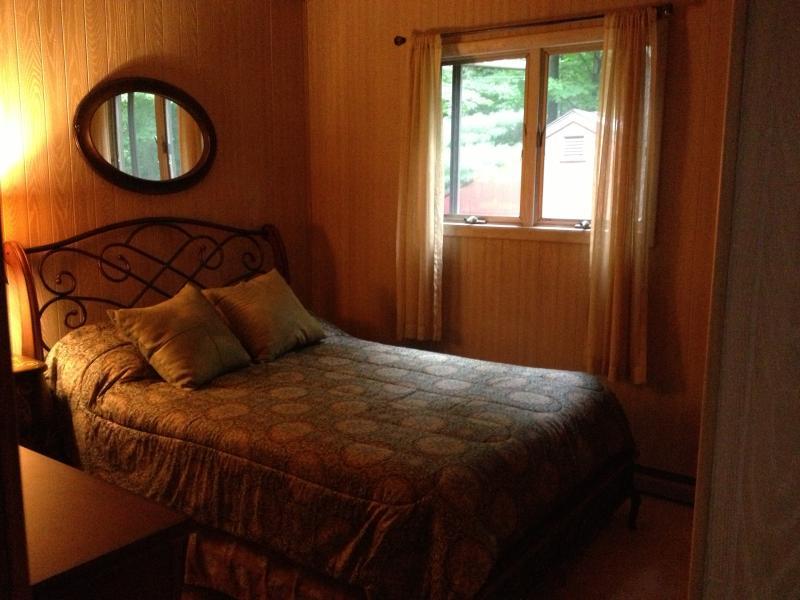 Bedroom # 2 full bed