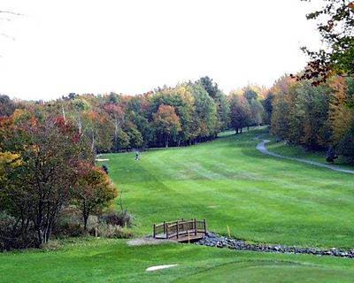 hideout golf course