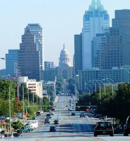 Walk to Capital Building