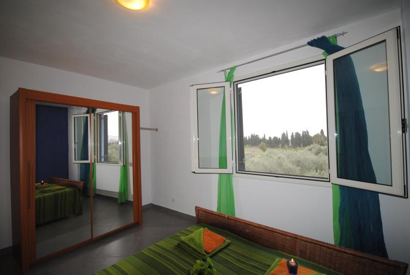 chambre avec vue sur olivegarden
