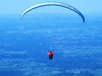 gast paragliding