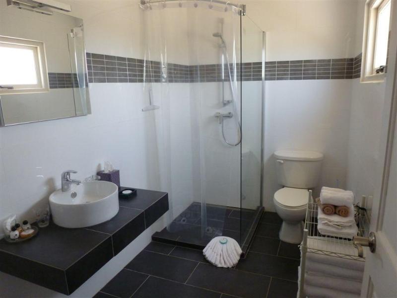 Bella Suite #3 also has an en suite Bathroom