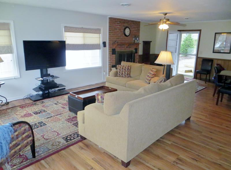 Family room / living area