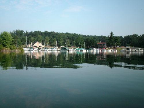 Claytor Lake State Park Marina