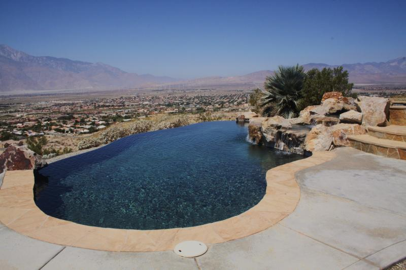 Infinity Edge Pool with Amazing Views