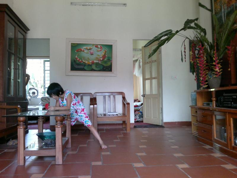 house in a very nice villige, vakantiewoning in Bac Ninh