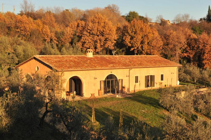 BB de Charme Chiusa della Vasca, alquiler vacacional en Castelnuovo di Farfa