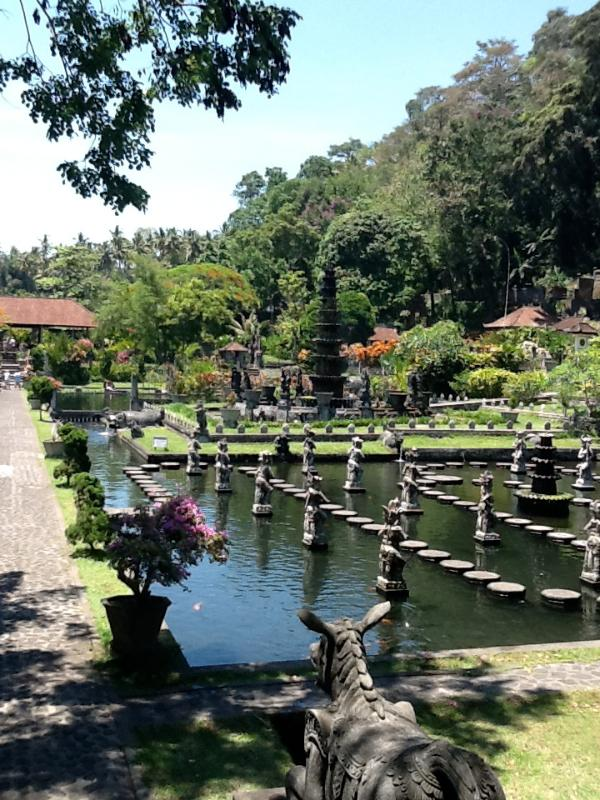 Most wonderful place to visit Tirtiganga Water Palace