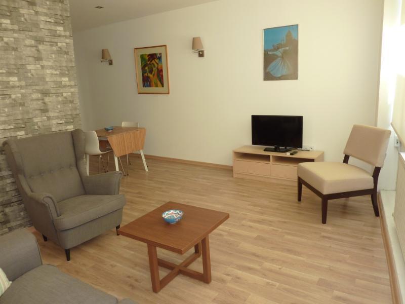 Spacious, Best location,Taksim- Pera, Apartment, vacation rental in Istanbul