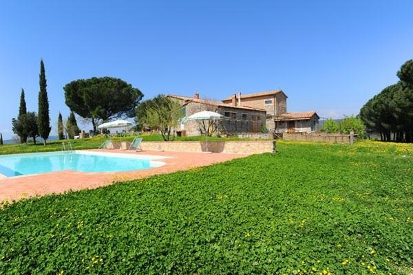 Agriturismo Montecchio Villa, vacation rental in Catabbio