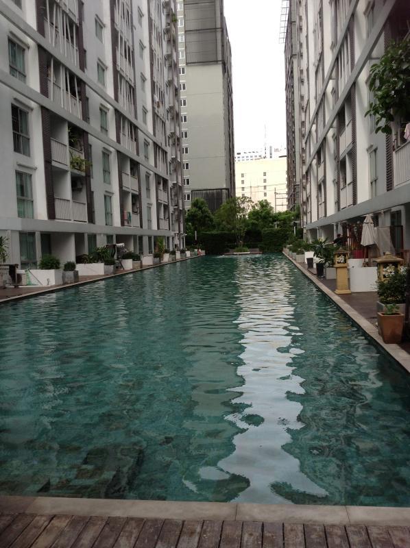 Out door Swim pool 1st floor