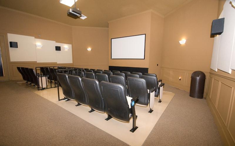 Windsor Hills movie theatre