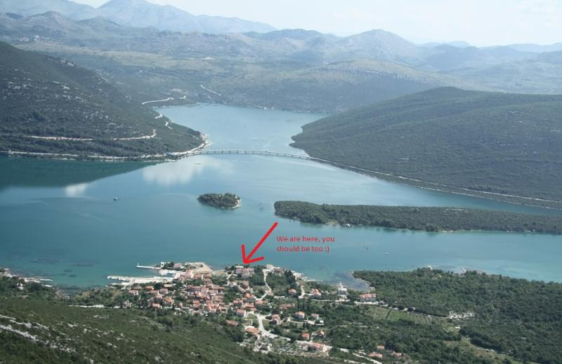 Room Krile - vacation in nature, holiday rental in Ston