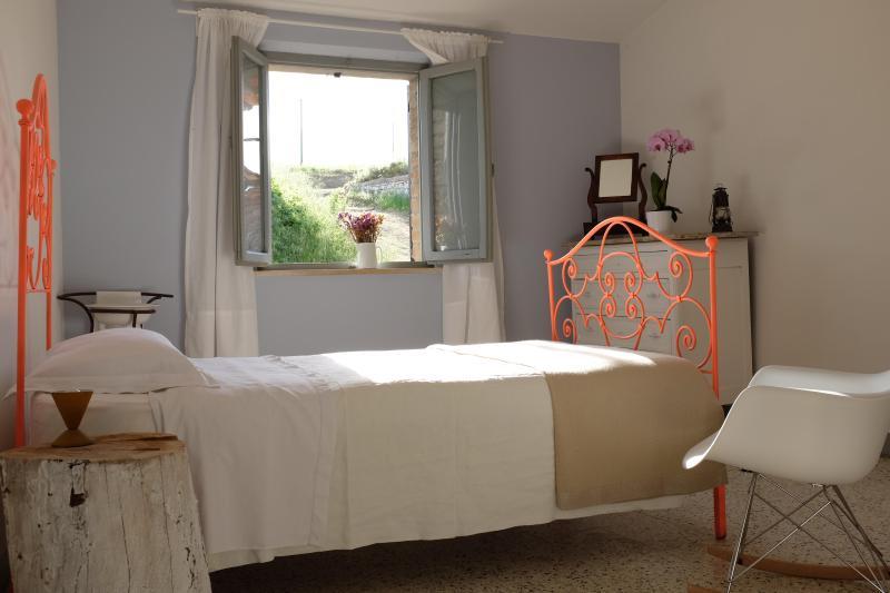 The Orange Room - AKA S. Francis room