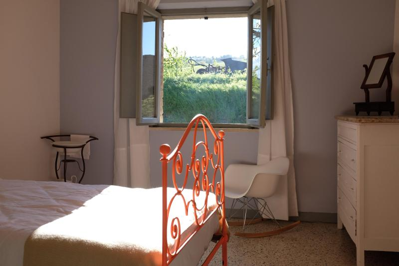 The orange room AKA S. Francis's room
