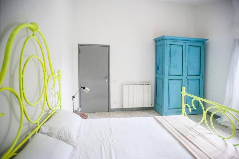 The yellow room AKA Garibaldi's room
