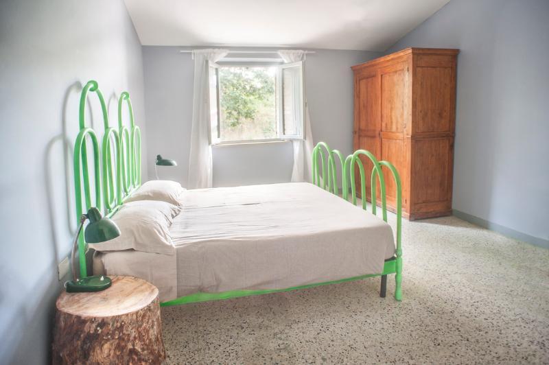 The Green Room - Anita's room