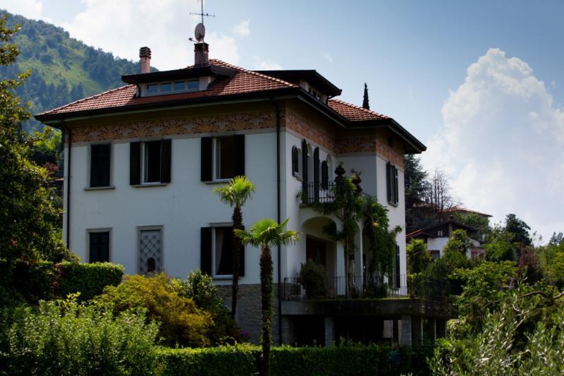 Villa's exterior