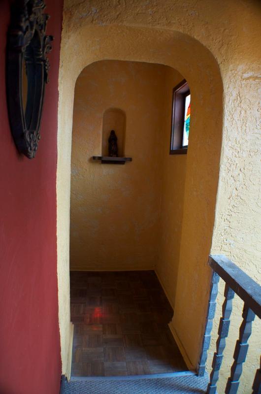 Upstairs Mezzanine