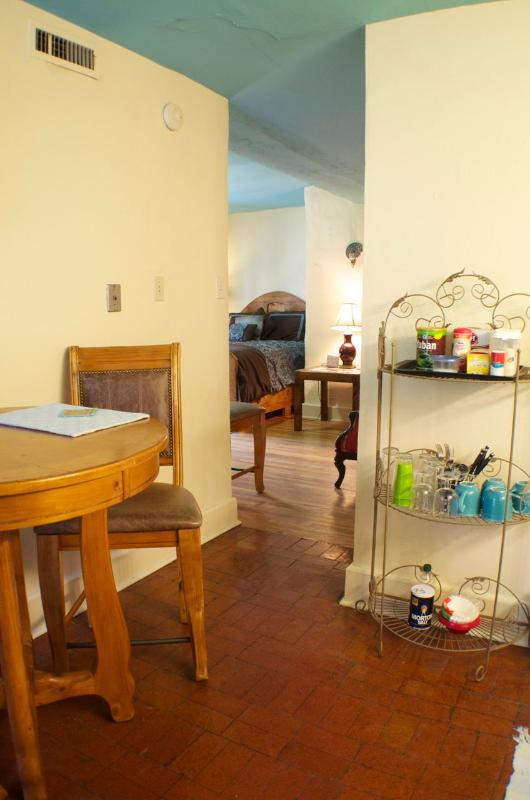 Studio Kitchenette Area