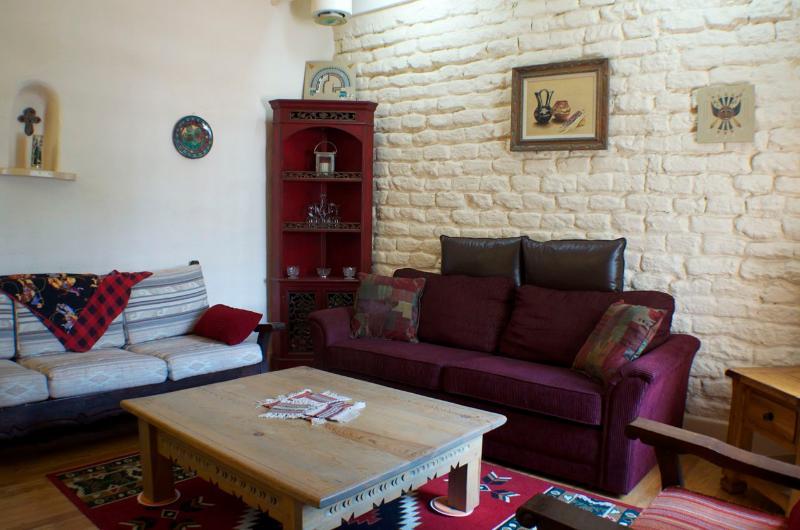 Studio front room