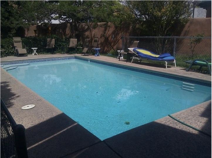 Pool Open April - Oct