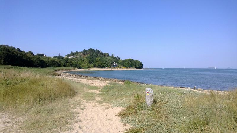 nearest beach at 10 minutes walk distance.