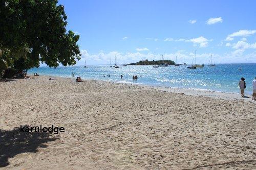 plage à 400 m / beach 5 min