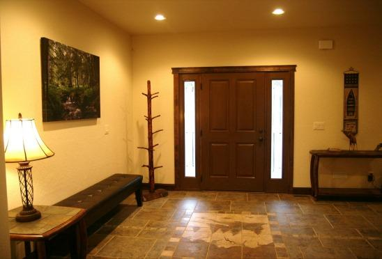 Nicklaus House foyer