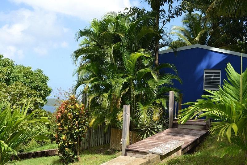 AZUR: naturaleza bungalow en pleine