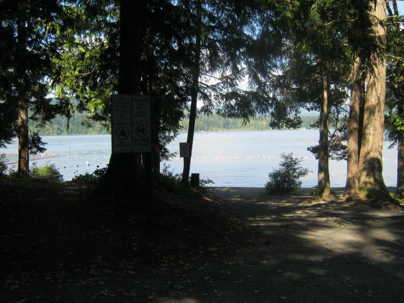 Old Mill Park Beach